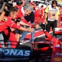 F1 Topic:オーストラリアGP決勝、ハミルトンがベッテルの逆転を許した理由とは?