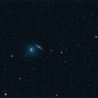 41Pタットル・ジャコビニ・クレサック彗星とM97-108Ⅱ