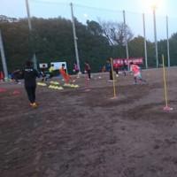松柴トレーナーのトレーニング