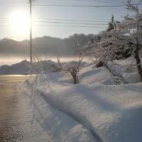 美しい過ぎる南会津町永田地域の朝  2017   会津田島駅下車
