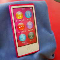 Apple アップル iPod nano 16GB MKMV2J/A