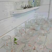 吹きガラスの展示会