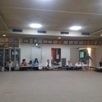 平成29年中野町内会全体会議へ。