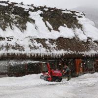 世界遺産・雪降る白川郷 13