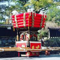 ☆ 吉野山 秋祭り。 お疲れさまでした^^♪ ☆
