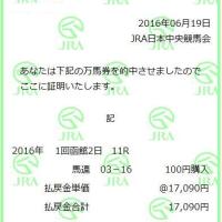 第一回函館2日11R 函館スプリントステークス