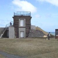 日本のてっぺん、行き帰り … 旧海軍望楼