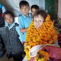 17度目のネパール ②ラムチェ村の学校