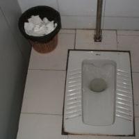 上海のトイレ事情