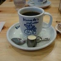コメダ珈琲店に行きました