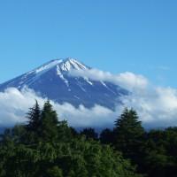 富士の旅-2「富士山が見えると嬉しい」