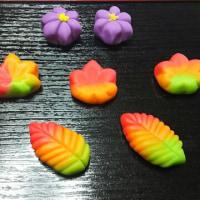 和菓子の試作です。