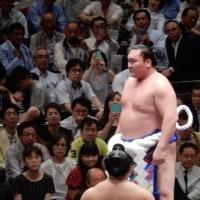 大相撲の観戦は!!!
