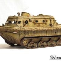 LWS 水陸両用トラクター 8