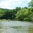 庶路川で私も釣ったょ~、ニジマスとヤマベ