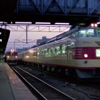 781系特急ライラック(札幌地上駅時代)