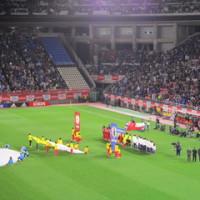 キリンチャレンジカップ 日本×オマーン