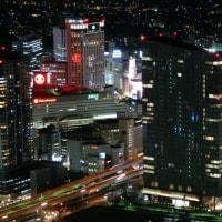 横浜ランドマークタワー69階から見る夜景3