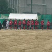 京都高校サッカー新人大会 京都両洋高校vs桃山高校