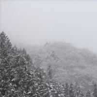 山岳点景:三月雪嶺