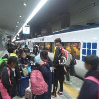 関西空港へ到着