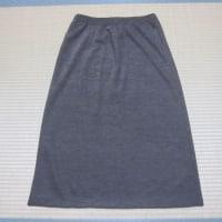 ロングスカートを作りました