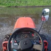 昨日は愛車の4輪駆動車でドライブしてきました!