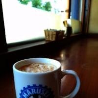 カフェ・オレでひと息