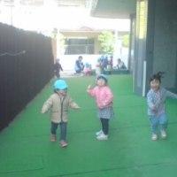 ☆園庭遊び☆