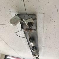 天井をもっと有効に使いたいというLED化