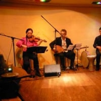 Live Report:2009.5.22 トルコ音楽とベリーダンスの夕べ Vol.4