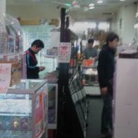 本日カードゲームショップ開業コンサルタント30万円で請け負う告知を。カードカルト神戸三宮店写真。