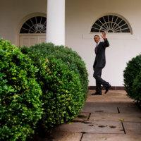 オバマ氏の新たな役割 ワシントンの見張り 表舞台には出ない計画も条件付き+イスラエル問題