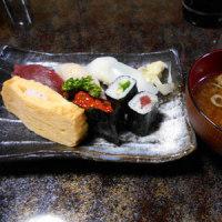 寿司忠で忘年会
