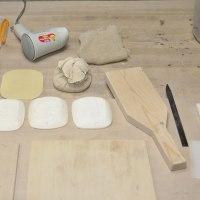 30.小皿作り~石膏型で作ろう