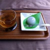 夏のお茶菓子♪