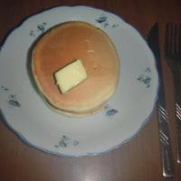 ホットケーキ