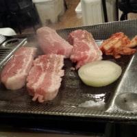 新大久保ランチ/ブリの煮付けと豚汁