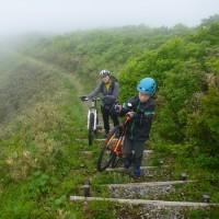 部子山へ自転車でGO!
