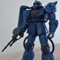 FG シャア専用ザクII-15