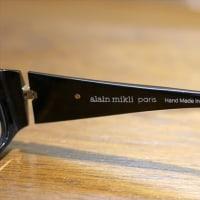 alain mikli (アラン ミクリ) の名作「A00507J (A0507)」が日本生産にて限定復活です!
