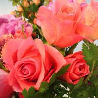 薔 薇 と しあわせな 日 曜 日
