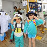 帆船祭りへ