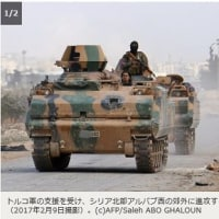 シリア  激しさを増す「IS後」を睨んだ各勢力による勢力圏確保競争