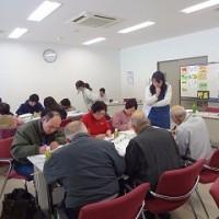七ヶ宿町で,直売所関係者向けに「POP作り研修会」が開催されました