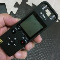 SONY ICレコーダー ICD-SX2000