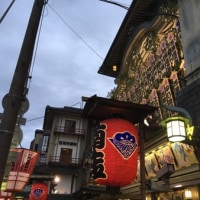京都・師走の心象風景 ~ 南座のマネキ
