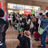 マルイファミリー志木さんでのイベント&カパル人気