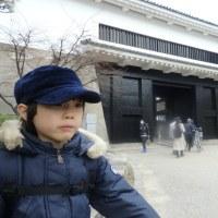 お正月の思い出2 大阪城で戦国リアル(゚Д゚)ノ