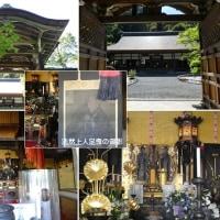 3泊4日の大阪・長岡京・京都の旅~第七弾:落柿舎、常寂光寺、二尊院を見学~